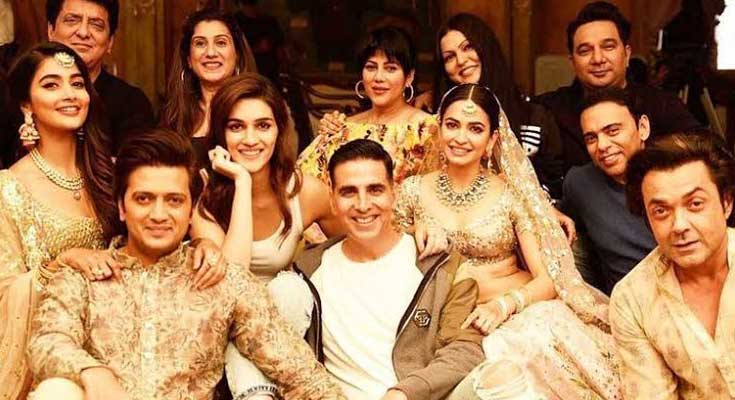 'Housefull 4' records for fourth day at box office