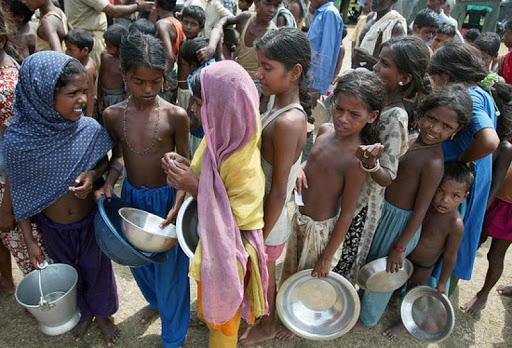 Pakistan and Bangladesh lag behind Hindustan in Global Hunger Index report