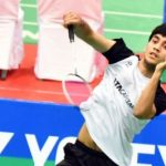Lakshya Sen Badminton Player