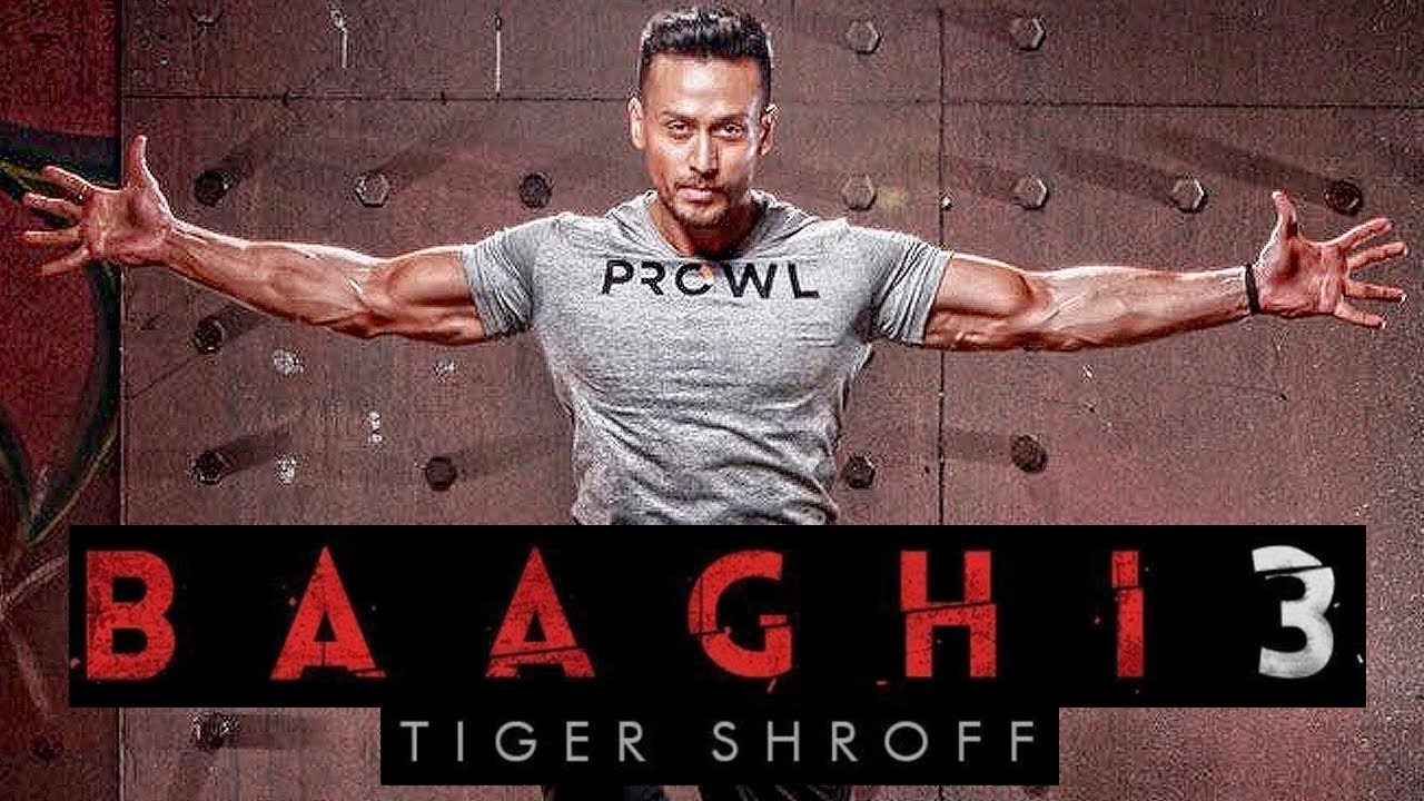 Baaghi 3 Coming soon