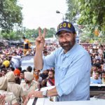 Sunny Deol In Punjab