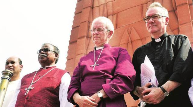 English-Pastor-Arch-Bishop-Justin-Welby-reached-Jallianwala-Memorial