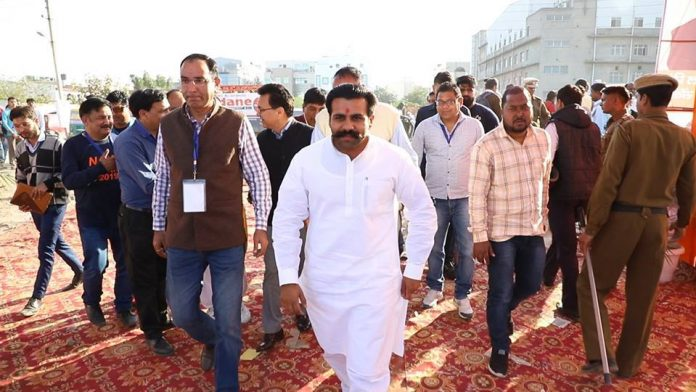 Independent-candidate-Mohit-Grover-of-Gurugram-assembly-constituency