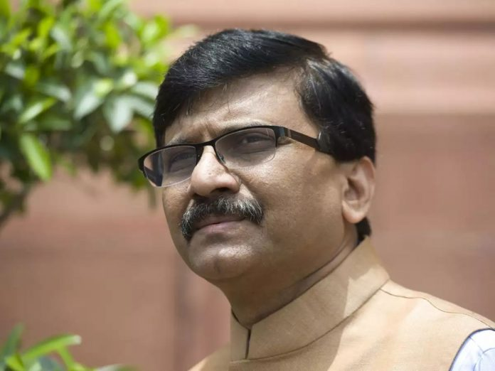 Maharashtra Sanjay Raut told BJP- Don't force us to find alternatives
